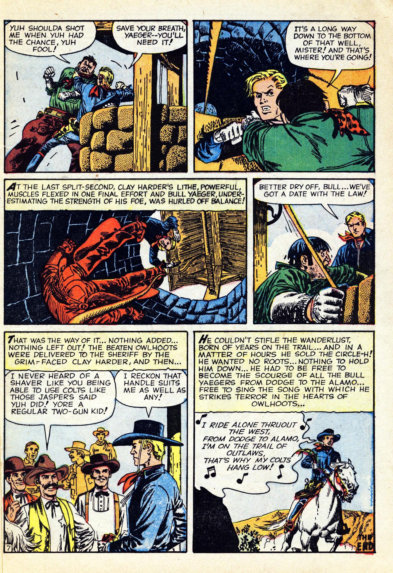 Read online Two-Gun Kid comic -  Issue #52 - 17