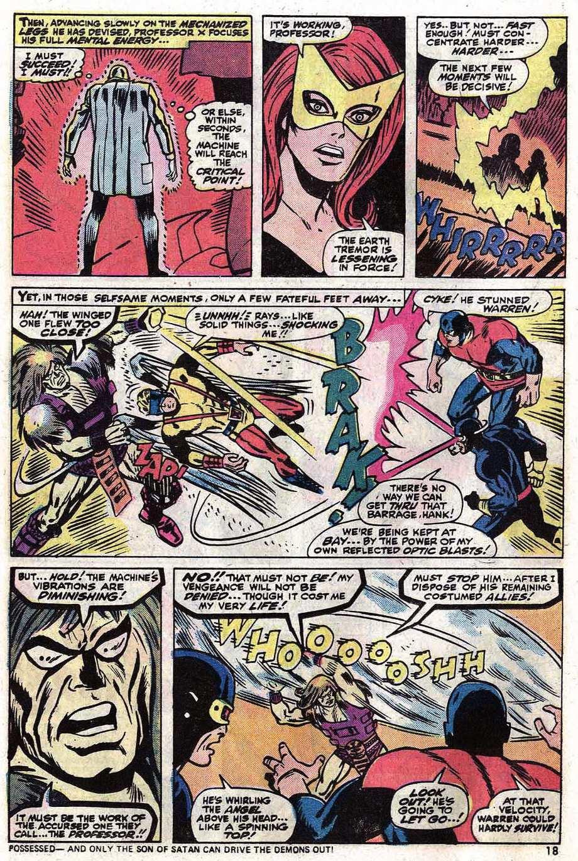 Uncanny X-Men (1963) 90 Page 19