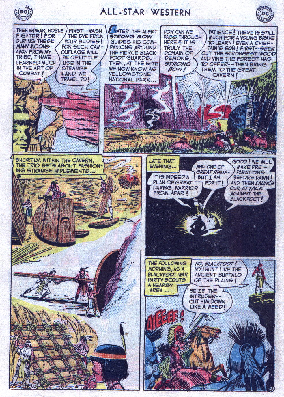 Read online All-Star Western (1951) comic -  Issue #69 - 13