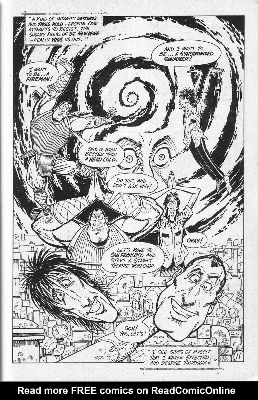 Read online Paul the Samurai (1991) comic -  Issue # TPB - 47