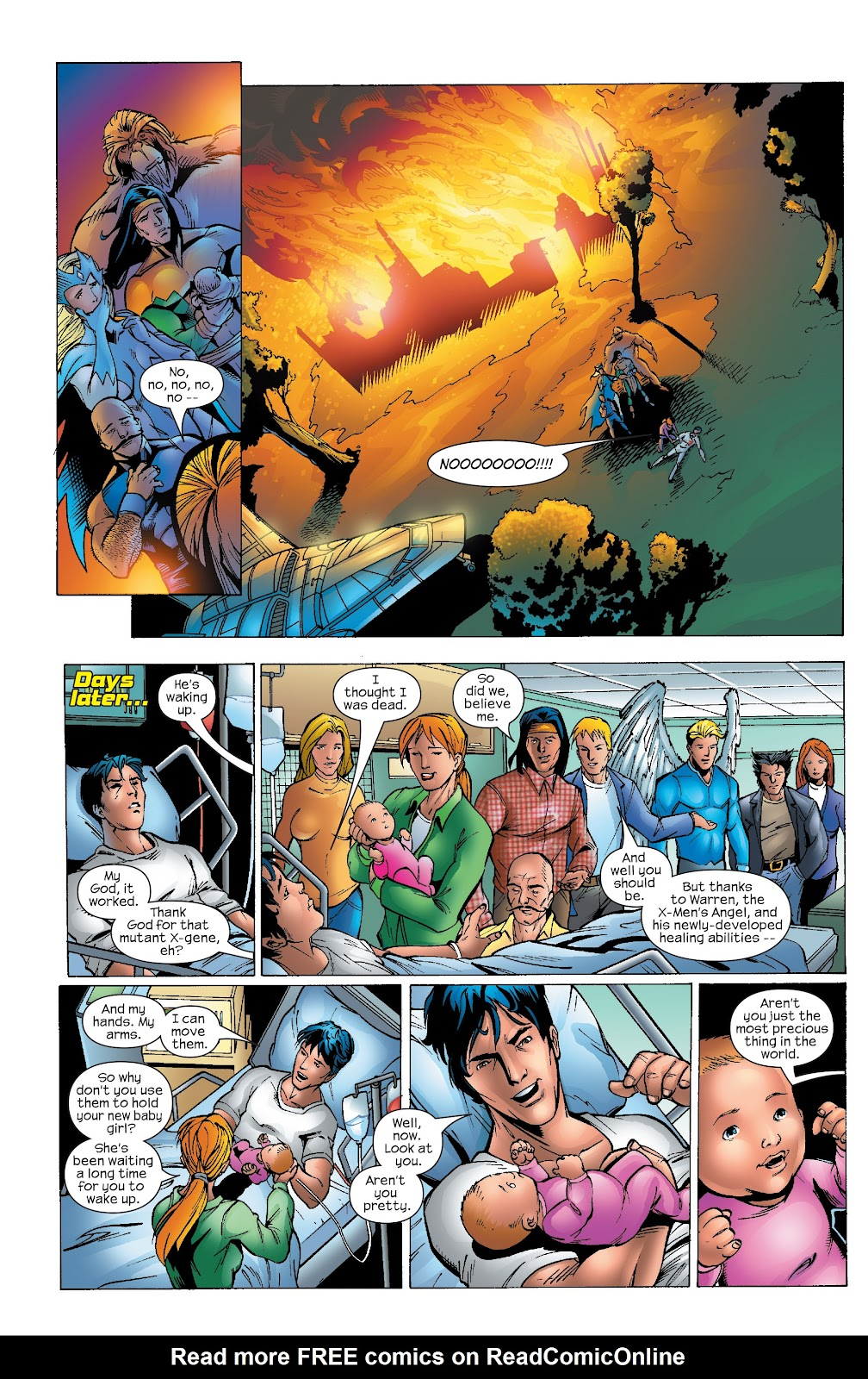 Read online X-Men: Unstoppable comic -  Issue # TPB (Part 4) - 10