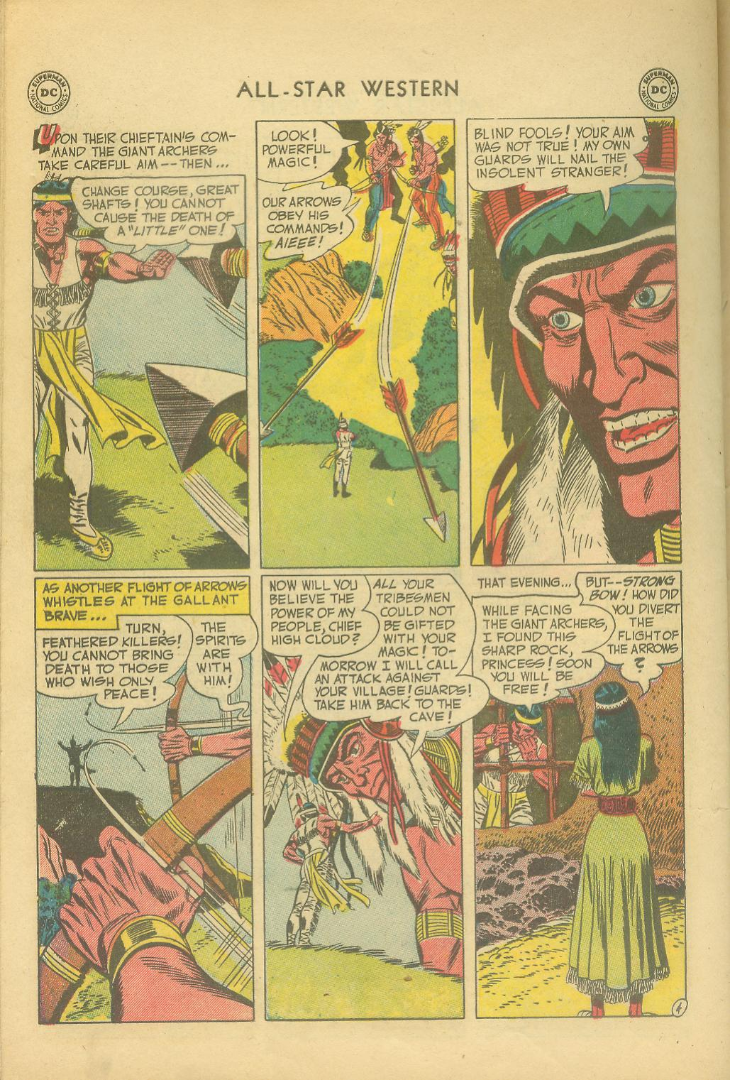 Read online All-Star Western (1951) comic -  Issue #65 - 30