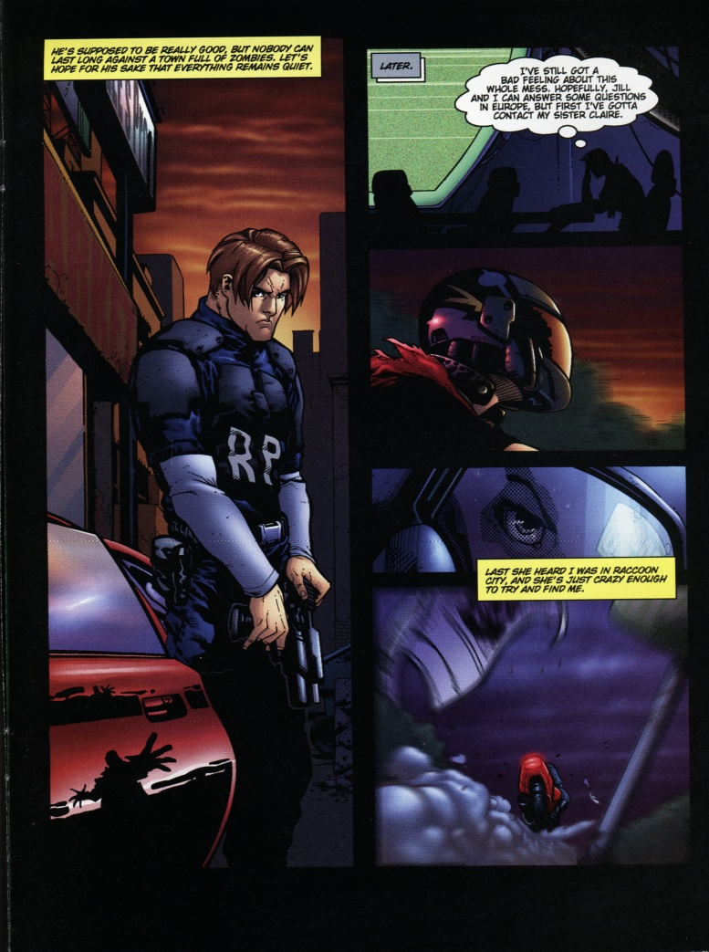 Resident Evil (1998) Issue #1 #1 - English 34