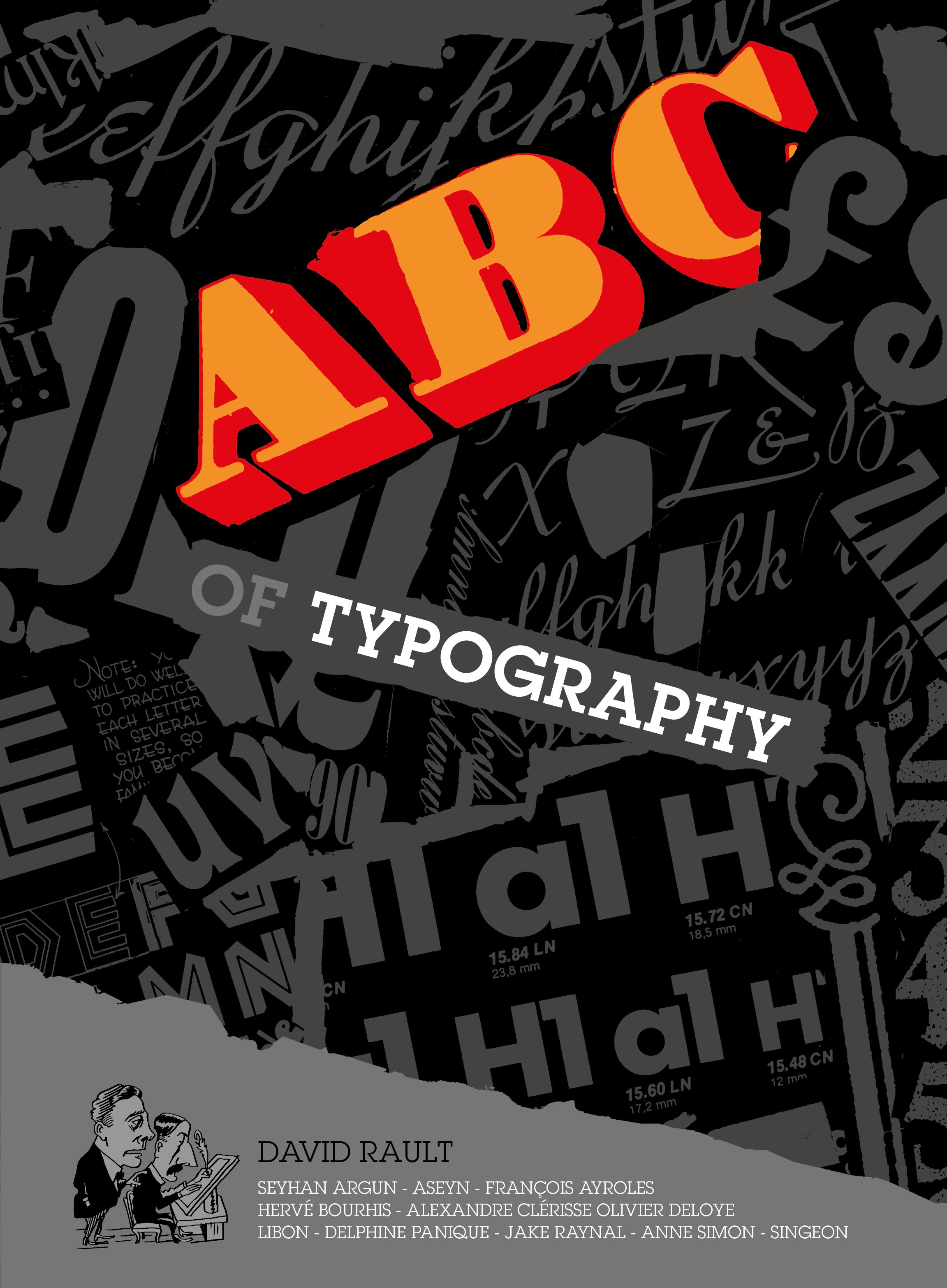 The ABC of Typography issue TPB - Page 1