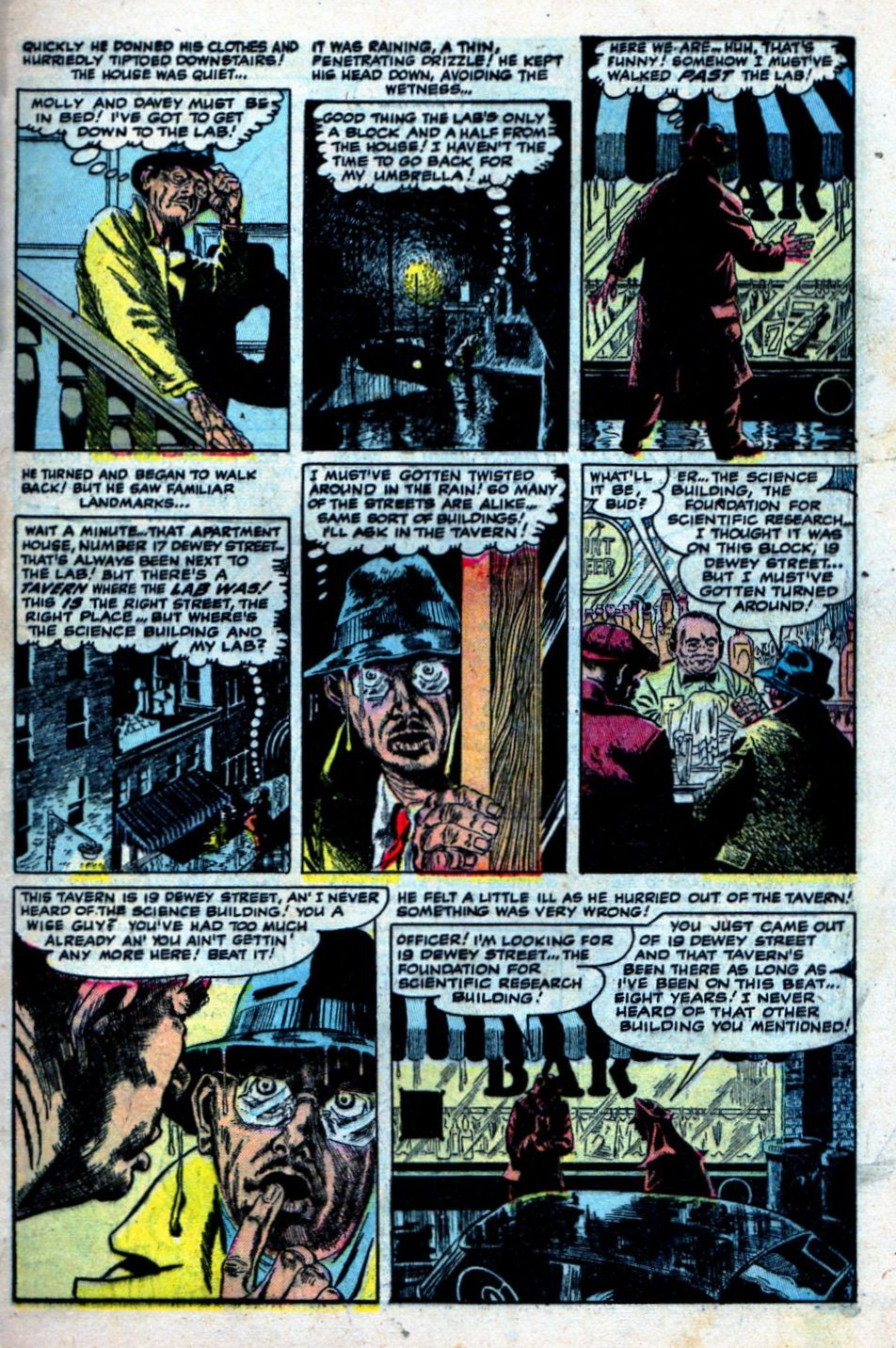 Read online Adventures into Weird Worlds comic -  Issue #27 - 6