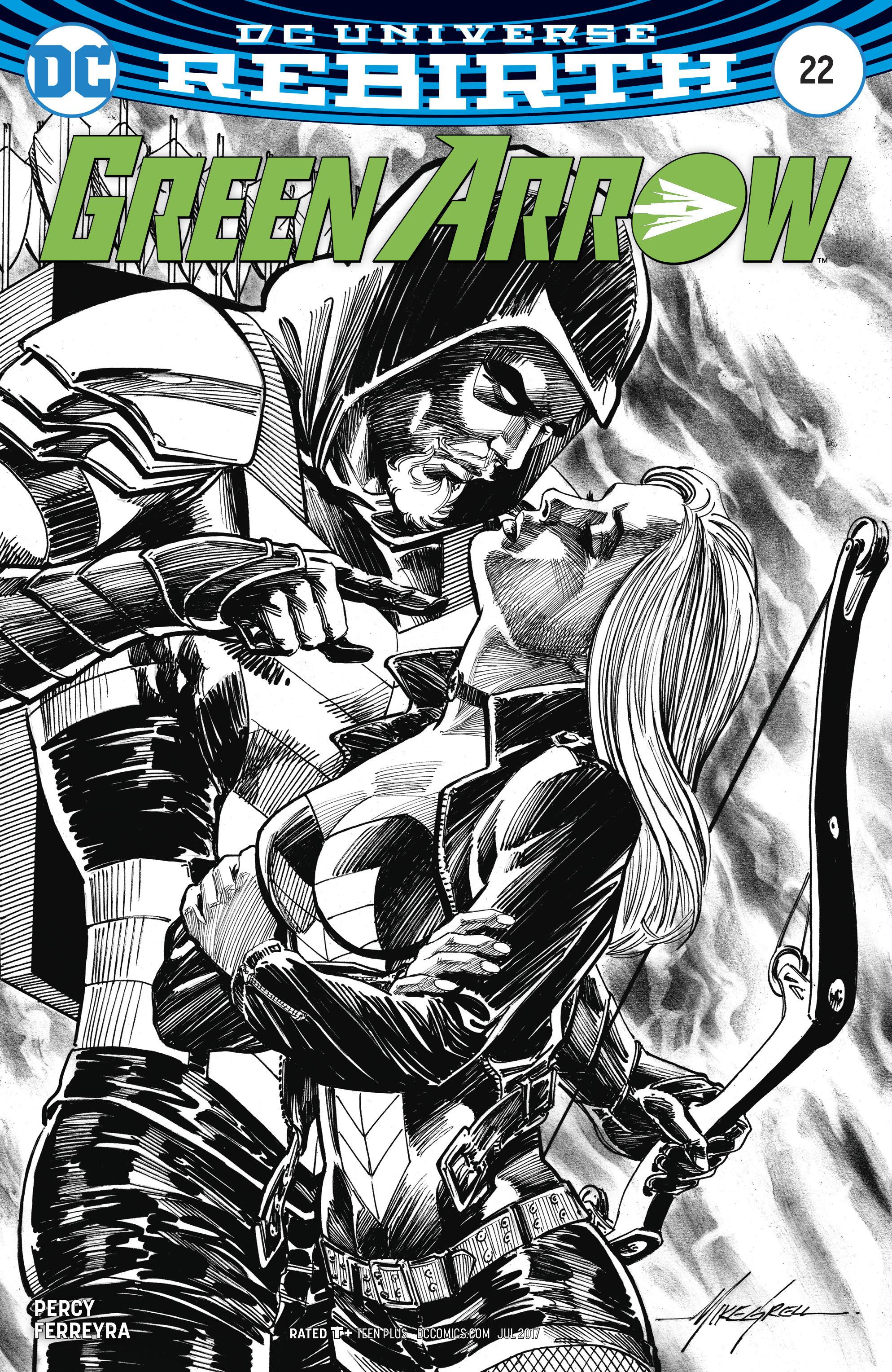 Read online Green Arrow (2016) comic -  Issue #22 - 3