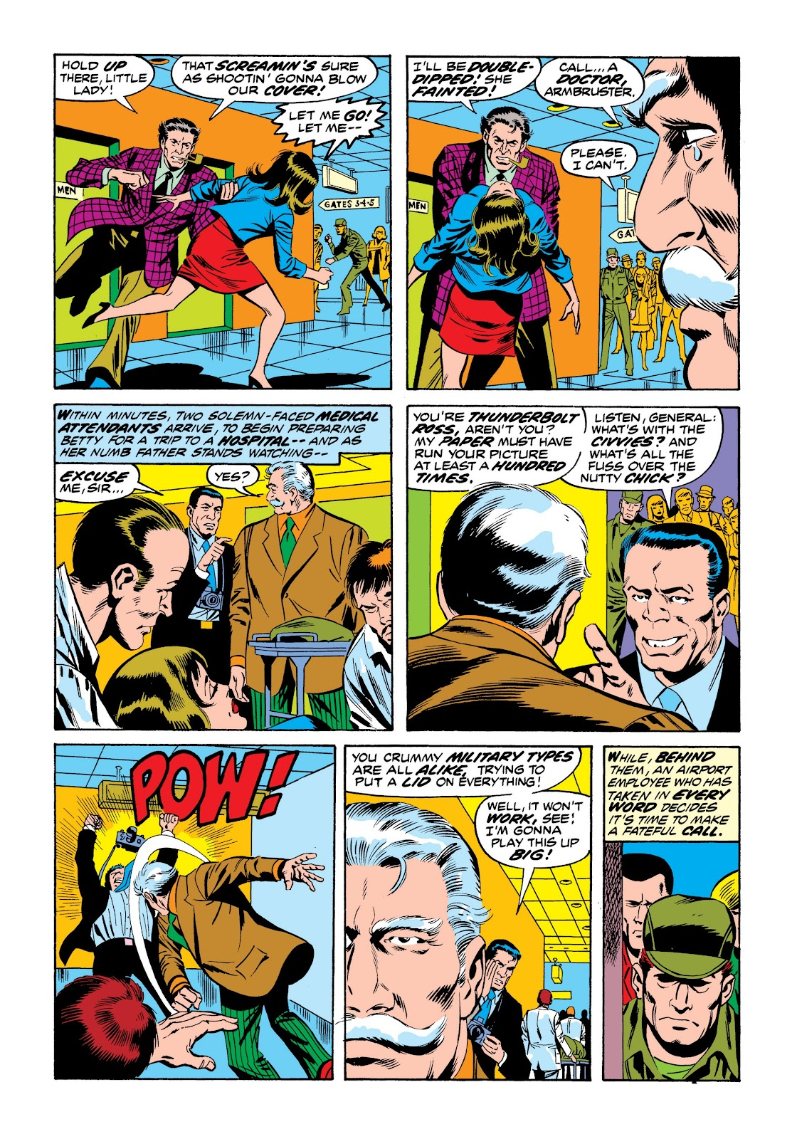 Read online Marvel Masterworks: The Incredible Hulk comic -  Issue # TPB 9 (Part 3) - 22