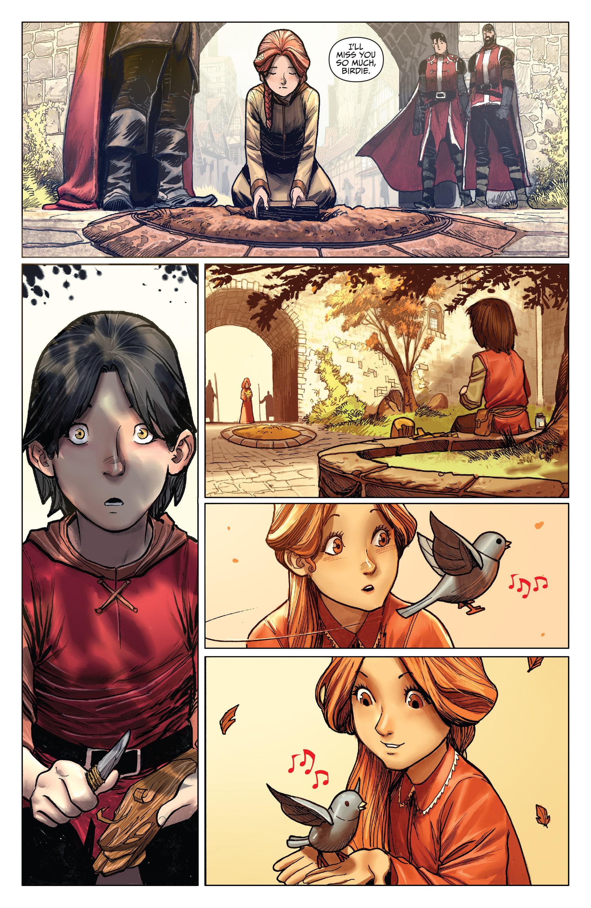 Read online Klaus comic -  Issue #4 - 6