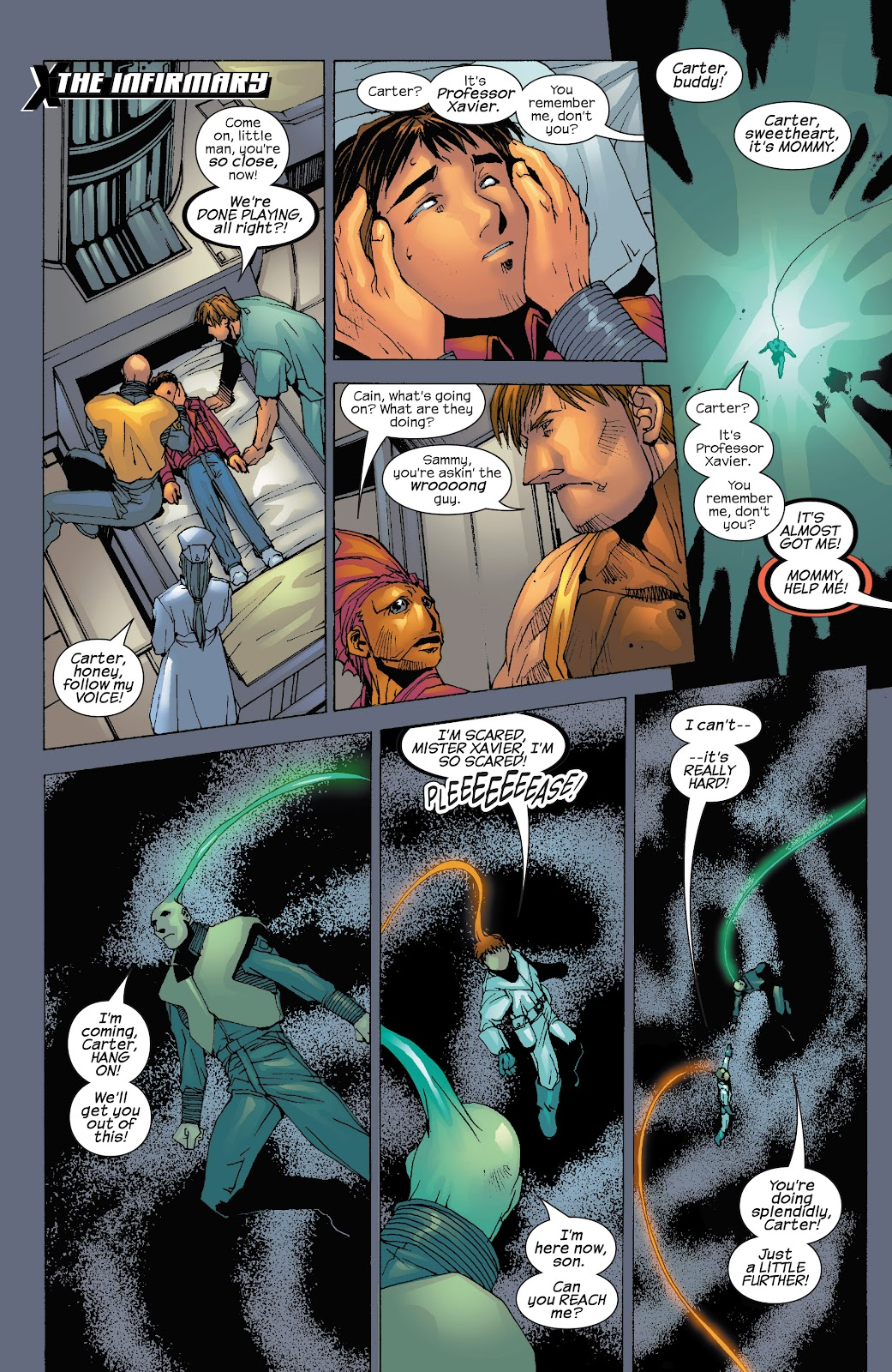 Read online X-Men: Unstoppable comic -  Issue # TPB (Part 3) - 55