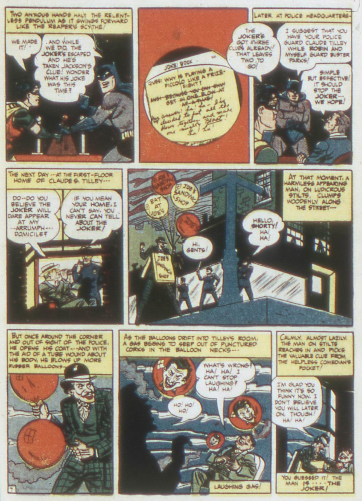Detective Comics (1937) 62 Page 8