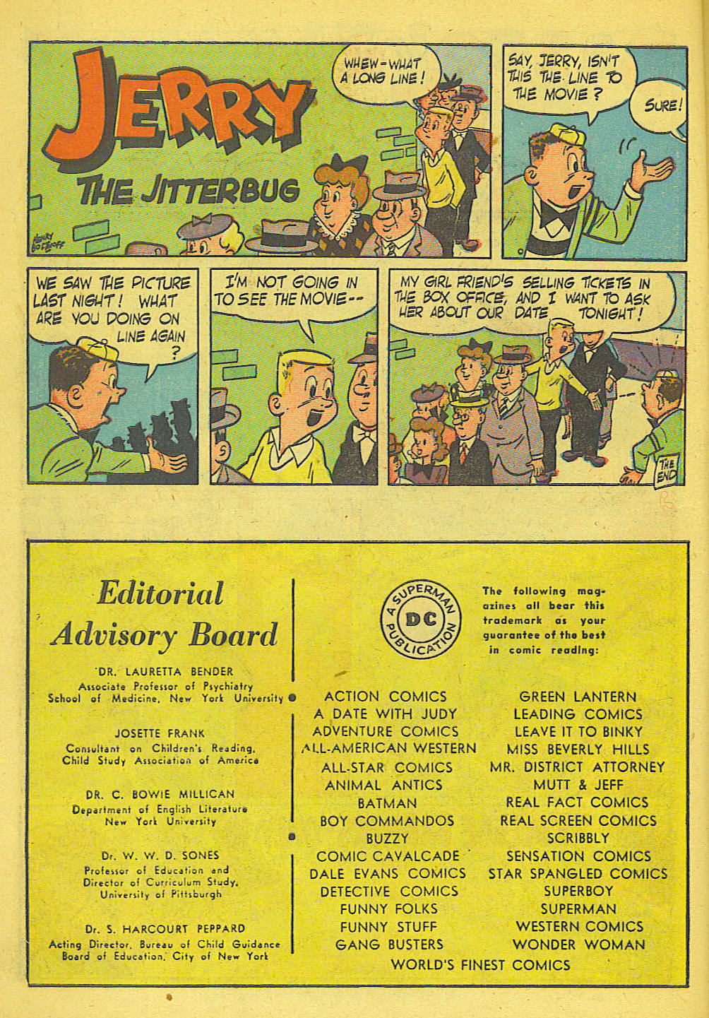 Read online Adventure Comics (1938) comic -  Issue #138 - 14