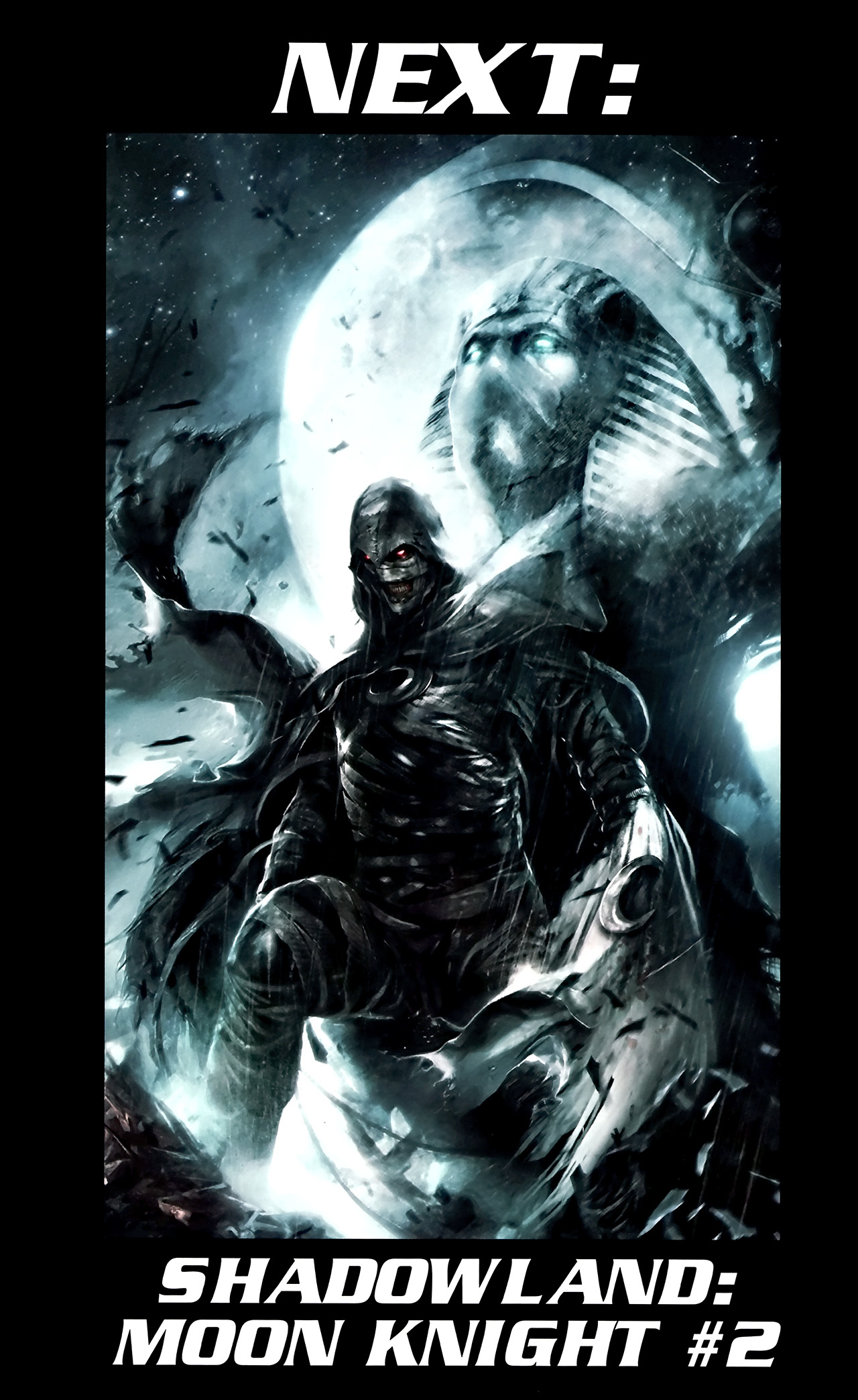 Read online Shadowland: Moon Knight comic -  Issue #1 - 37