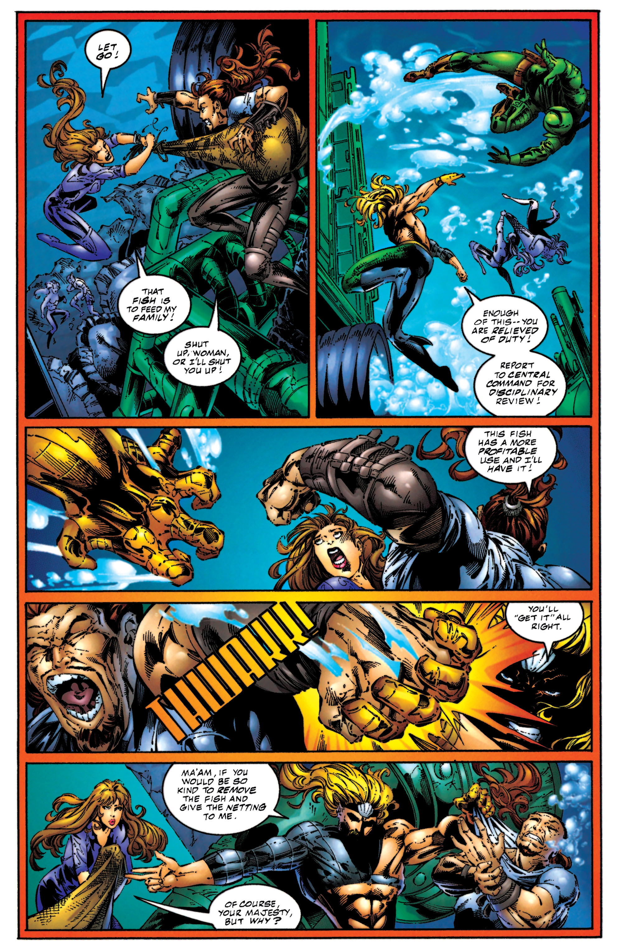 Read online Aquaman (1994) comic -  Issue #53 - 13