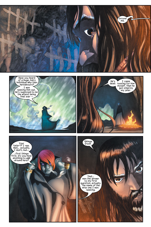 Captain Marvel (2002) Issue #3 #3 - English 9