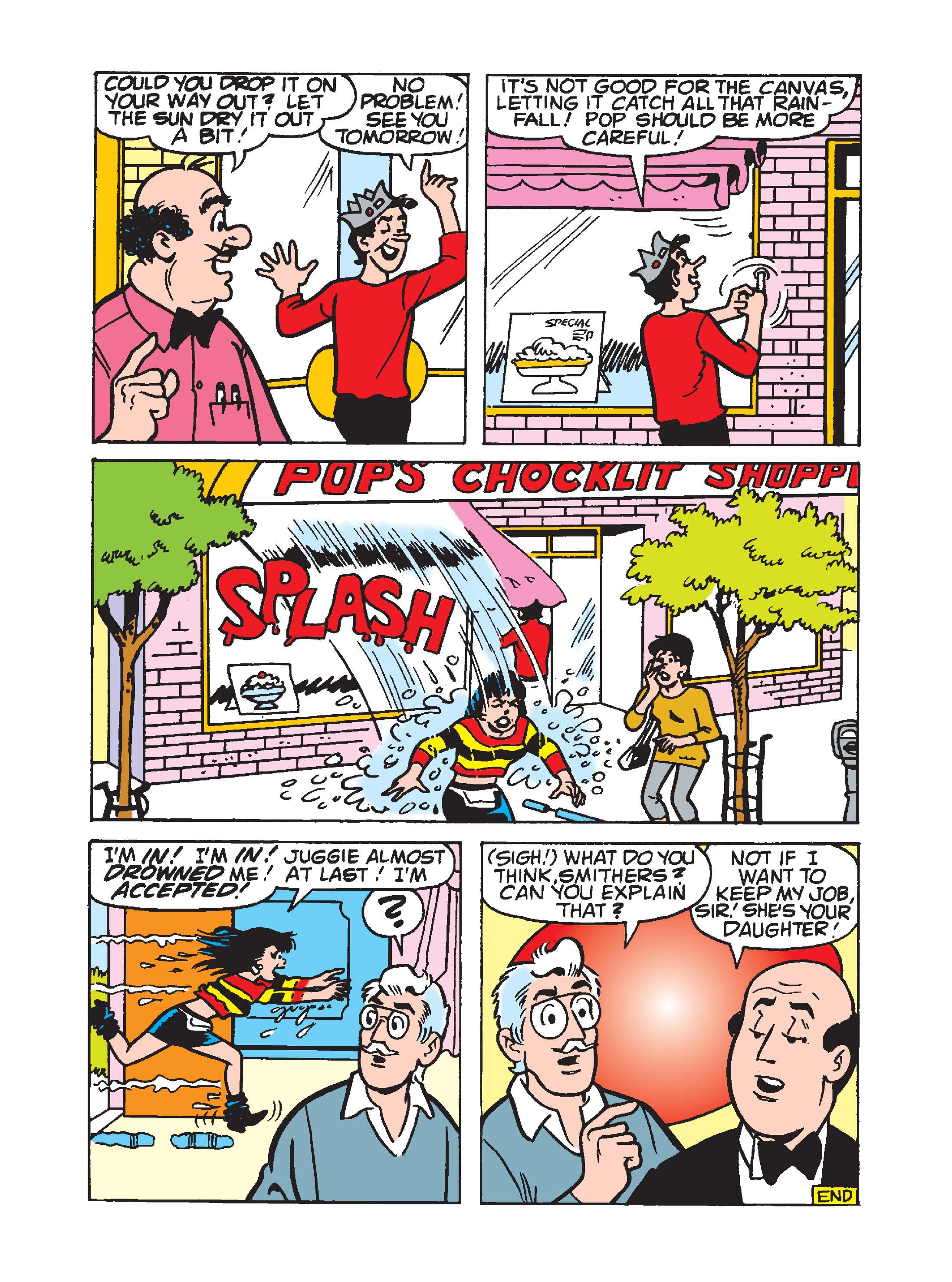 Read online Archie 1000 Page Comics Bonanza comic -  Issue #1 (Part 2) - 7