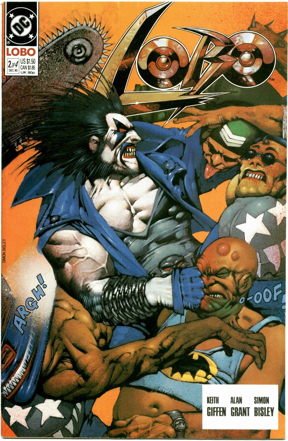 Lobo (1990) 2 Page 1