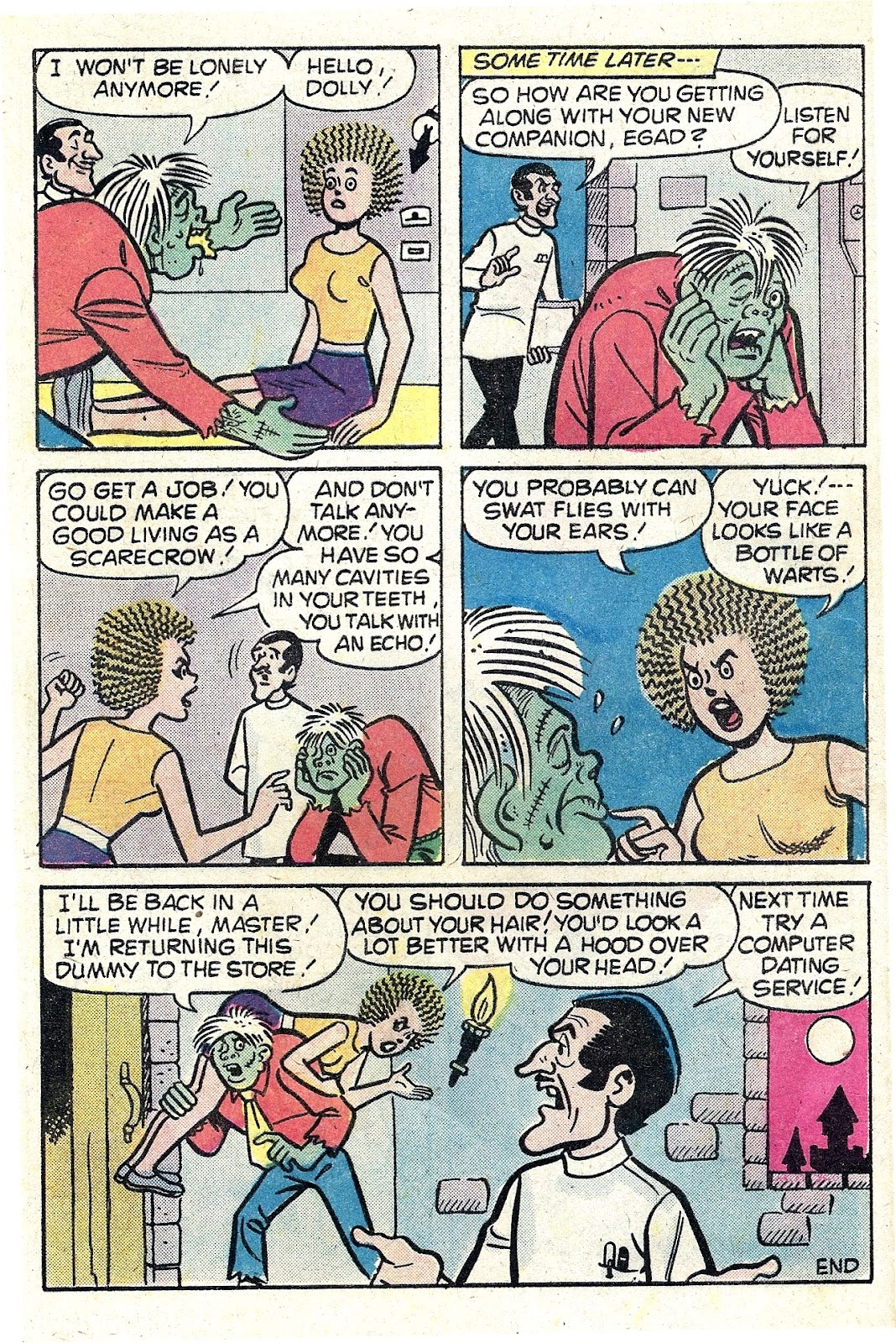 Read online Madhouse Comics comic -  Issue #114 - 8
