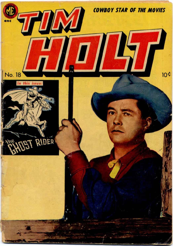 Tim Holt 18 Page 1