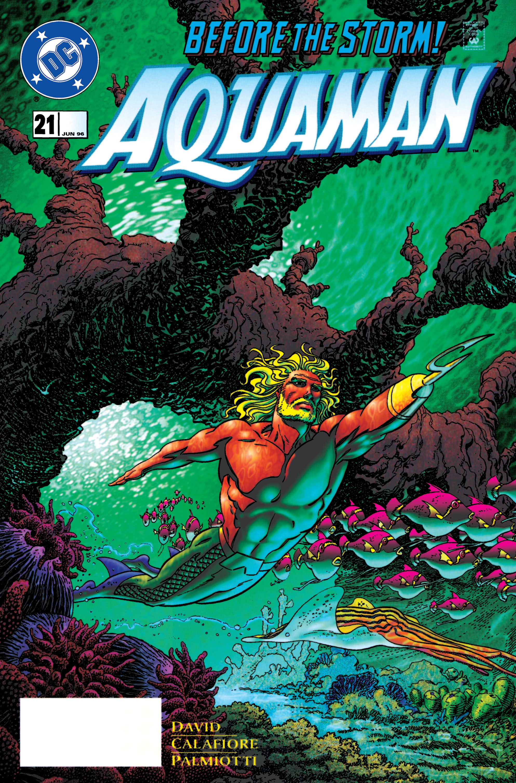Read online Aquaman (1994) comic -  Issue #21 - 1