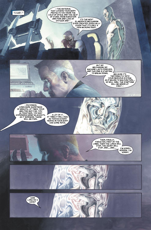 Read online Silver Surfer: Requiem comic -  Issue #1 - 22