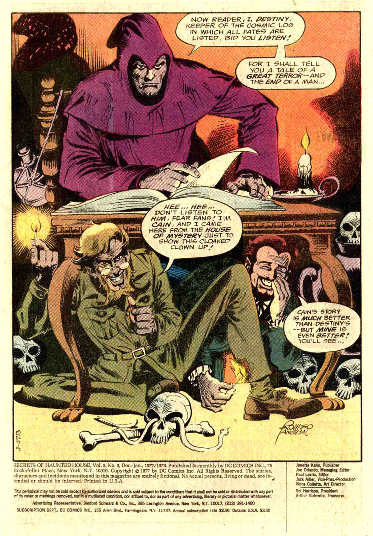 Read online Secrets of Haunted House comic -  Issue #9 - 3