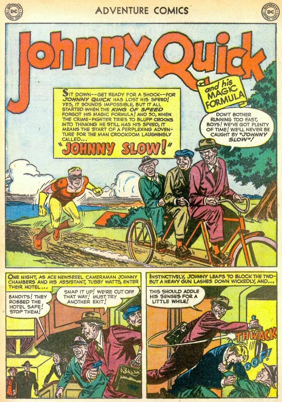 Read online Adventure Comics (1938) comic -  Issue #172 - 24