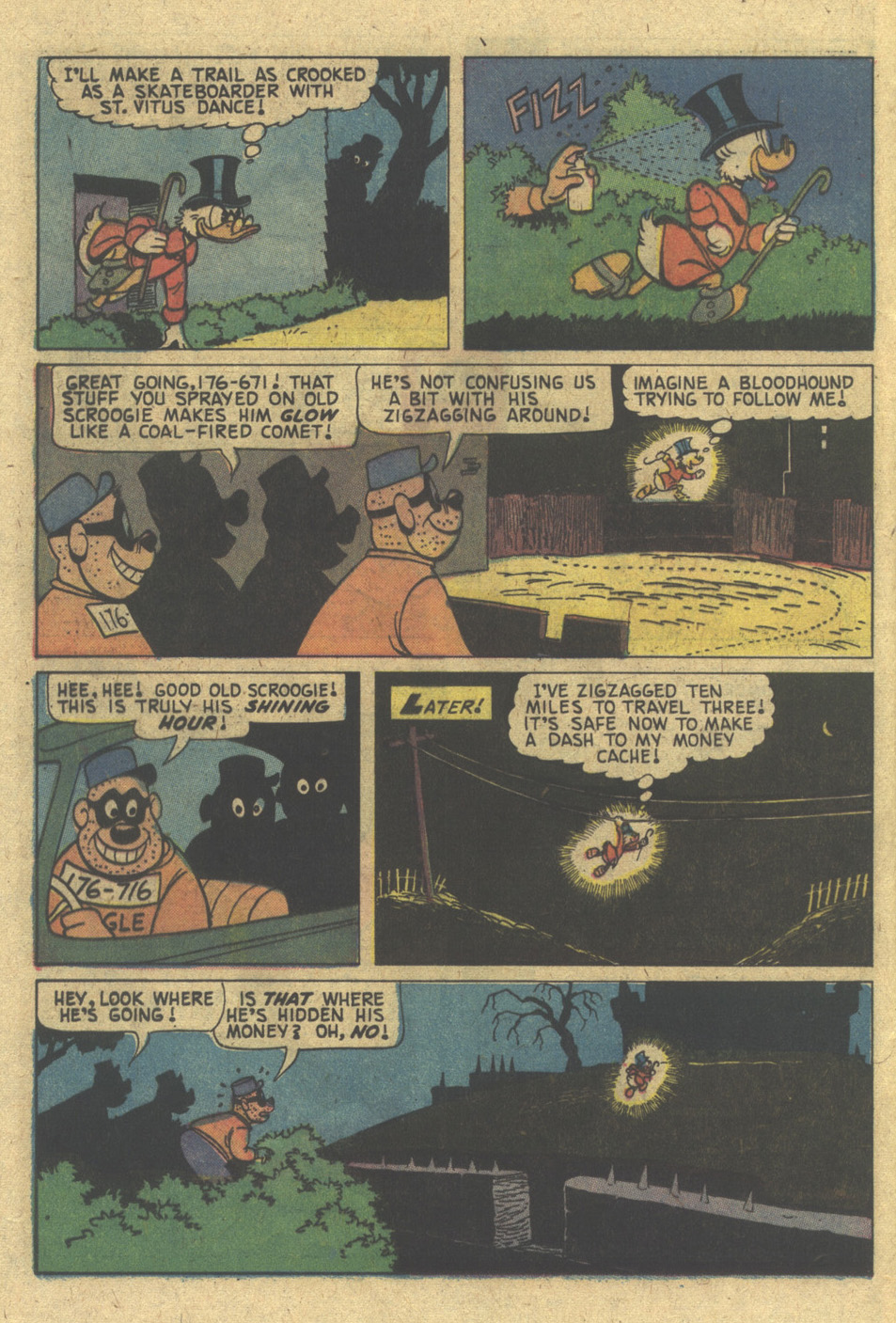 Read online Uncle Scrooge (1953) comic -  Issue #129 - 12
