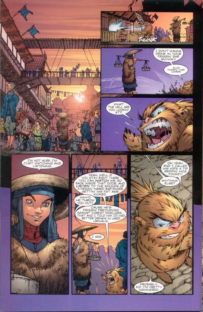 Read online Ninja Boy comic -  Issue #1 - 25