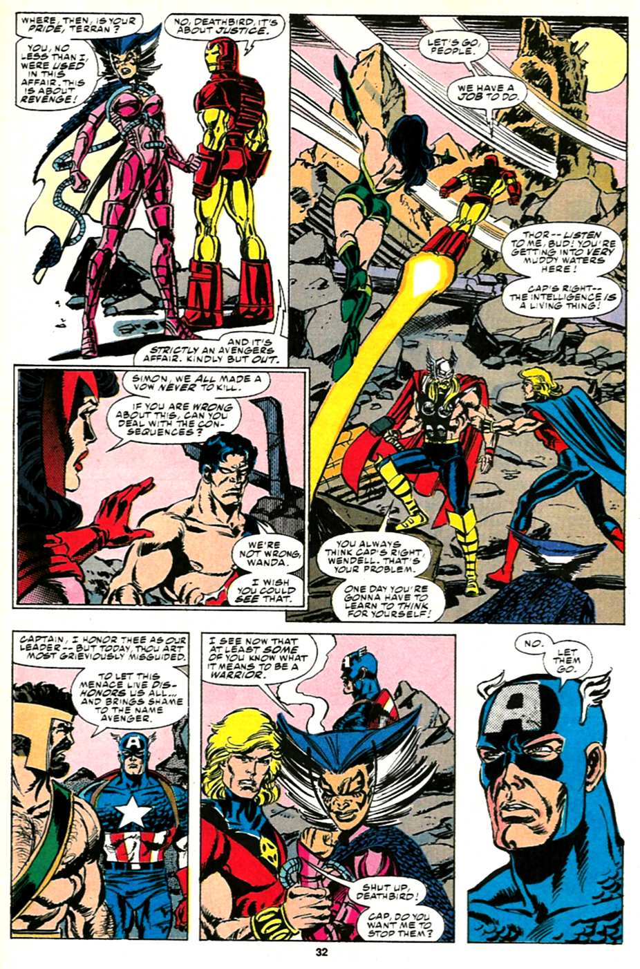 The Avengers (1963) 347 Page 27