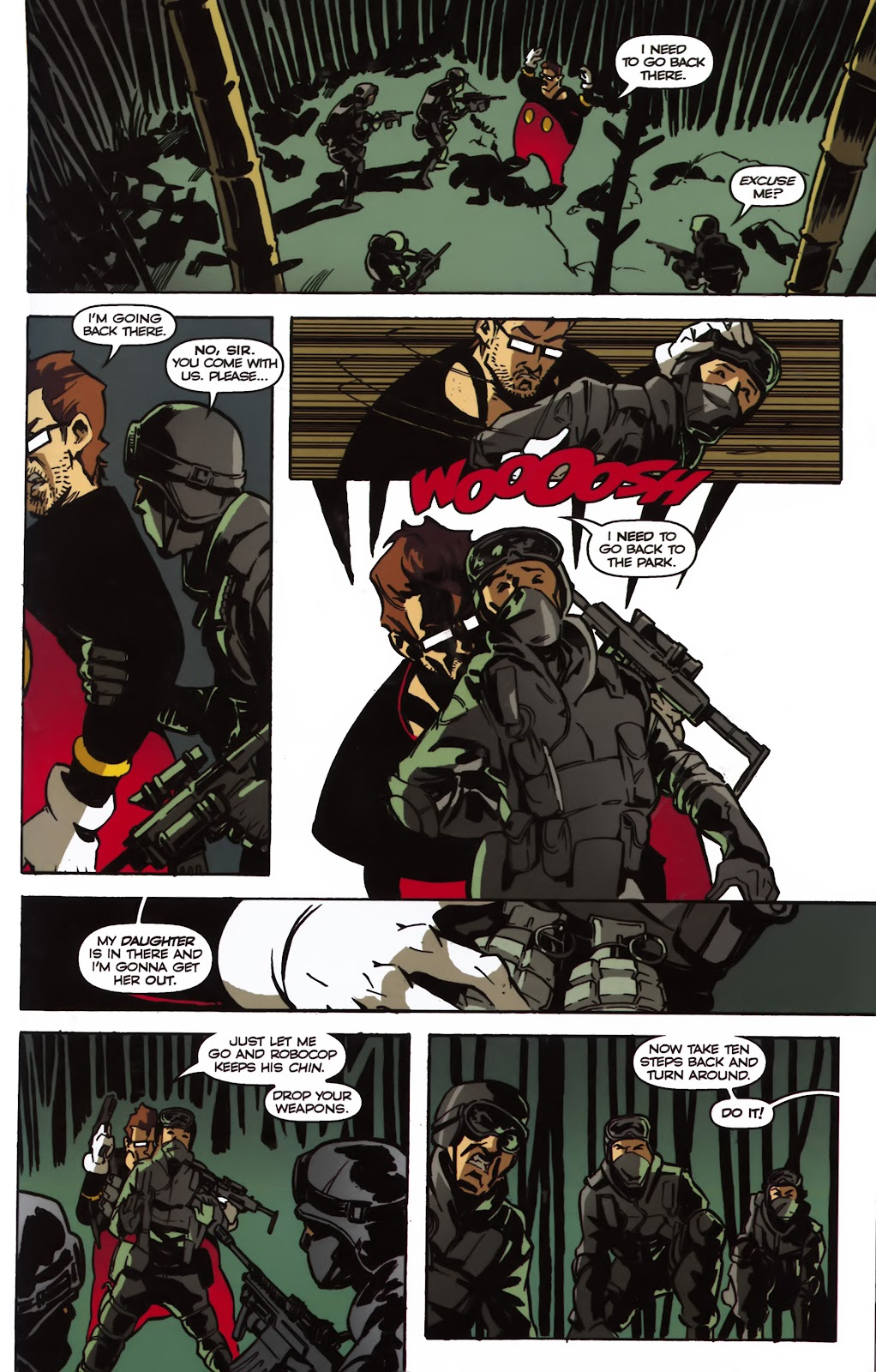 Read online Ricky Rouse Has A Gun comic -  Issue # TPB (Part 1) - 88