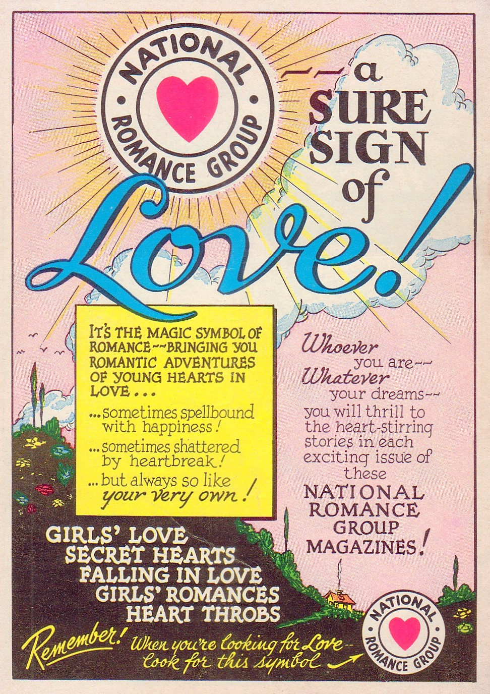 Read online Secret Hearts comic -  Issue #44 - 36