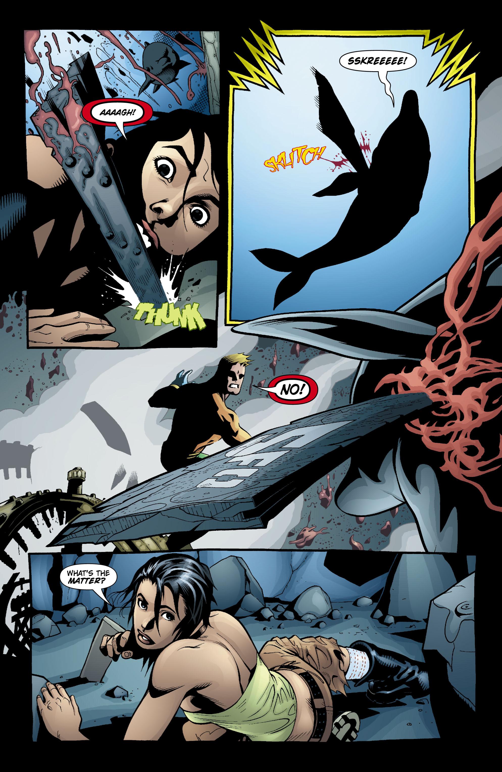 Read online Aquaman (2003) comic -  Issue #18 - 13