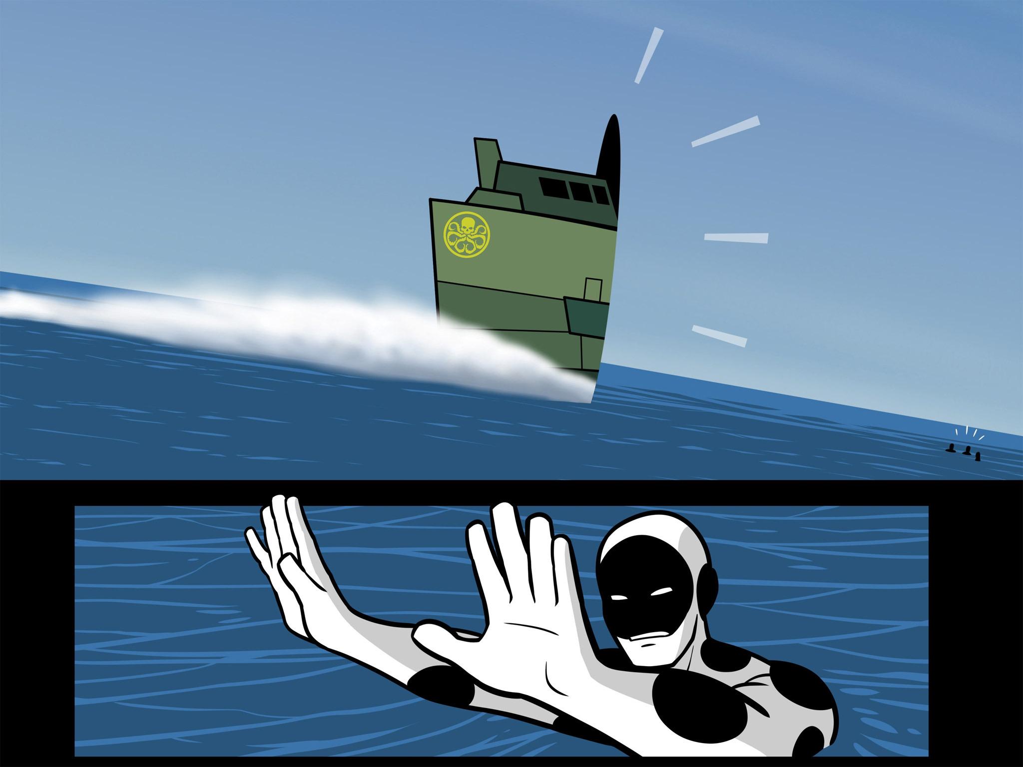 Read online Ultimate Spider-Man (Infinite Comics) (2015) comic -  Issue #11 - 29