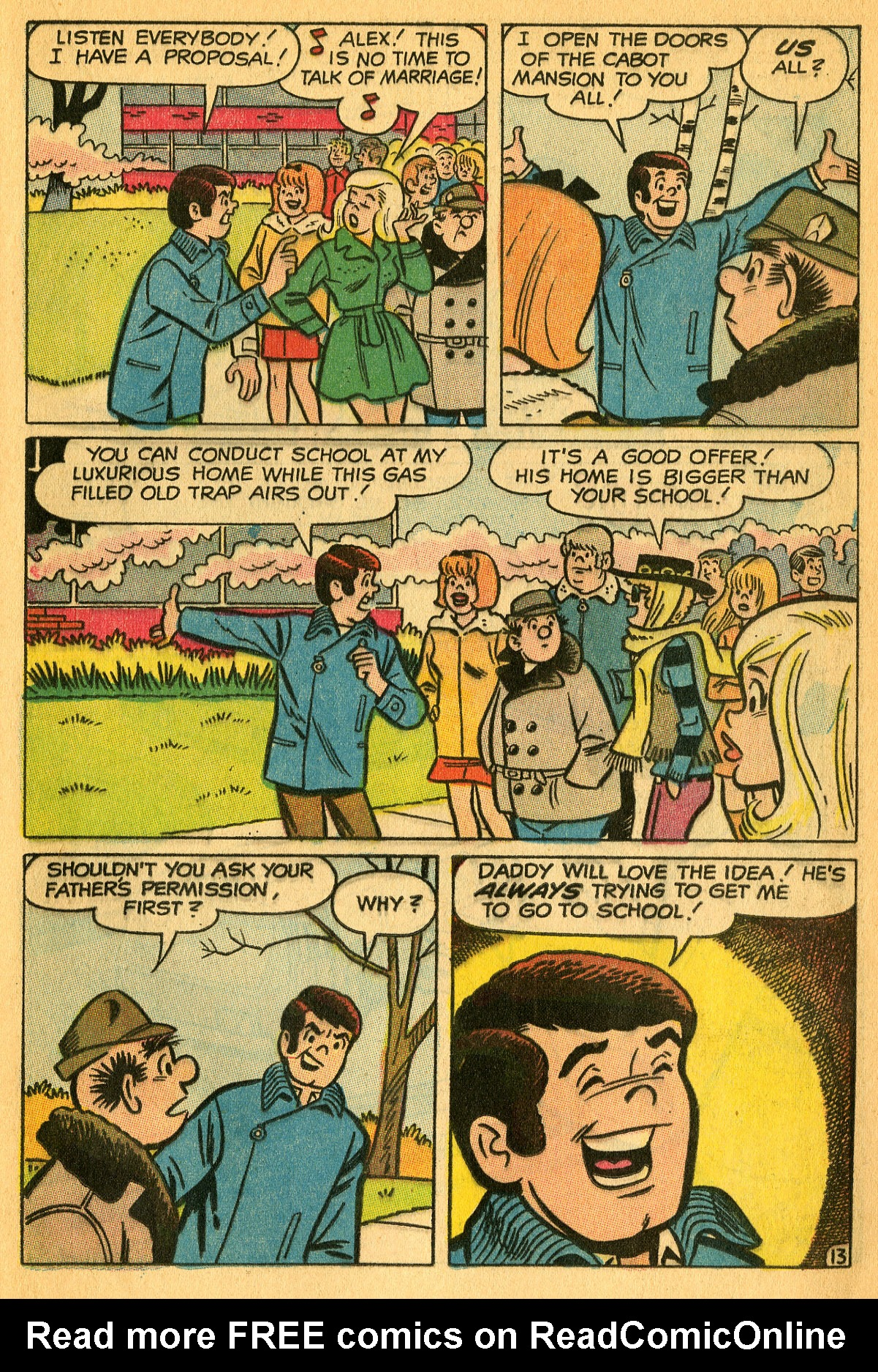 Read online She's Josie comic -  Issue #40 - 17
