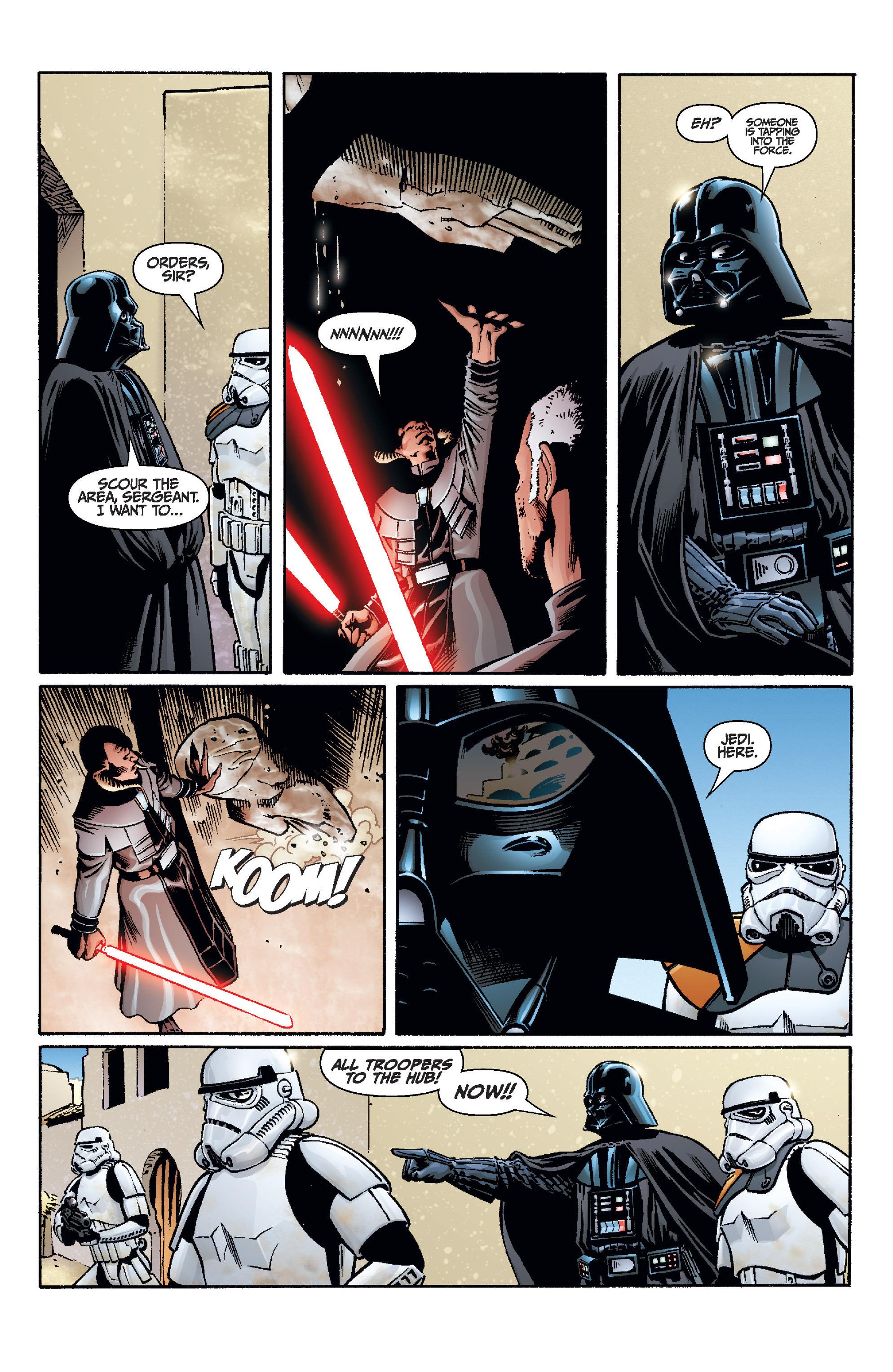 Read online Star Wars Omnibus comic -  Issue # Vol. 20 - 278