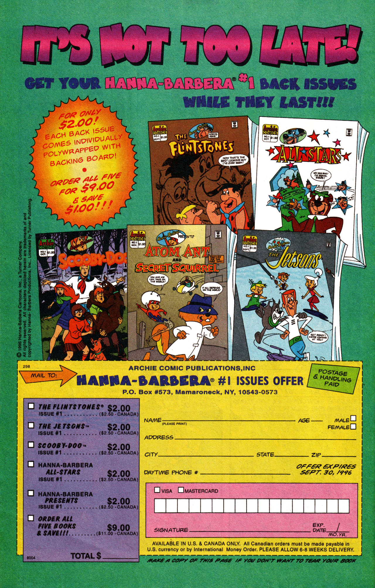 Read online Scooby-Doo (1995) comic -  Issue #13 - 17