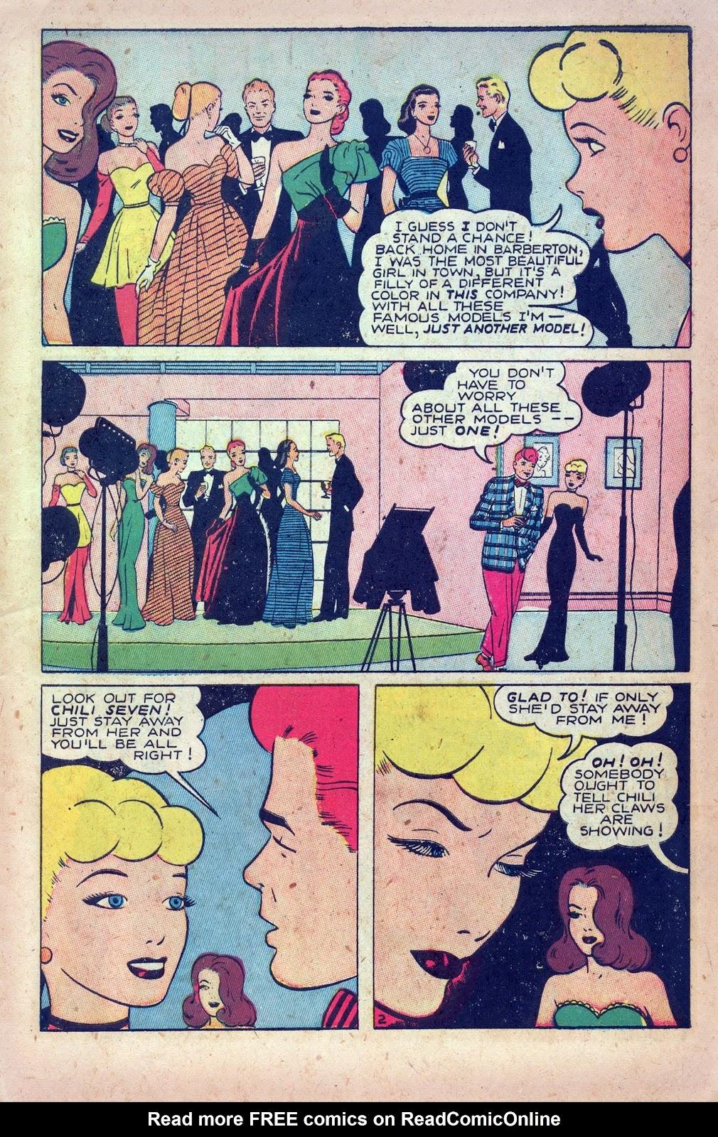 Read online Joker Comics comic -  Issue #28 - 5