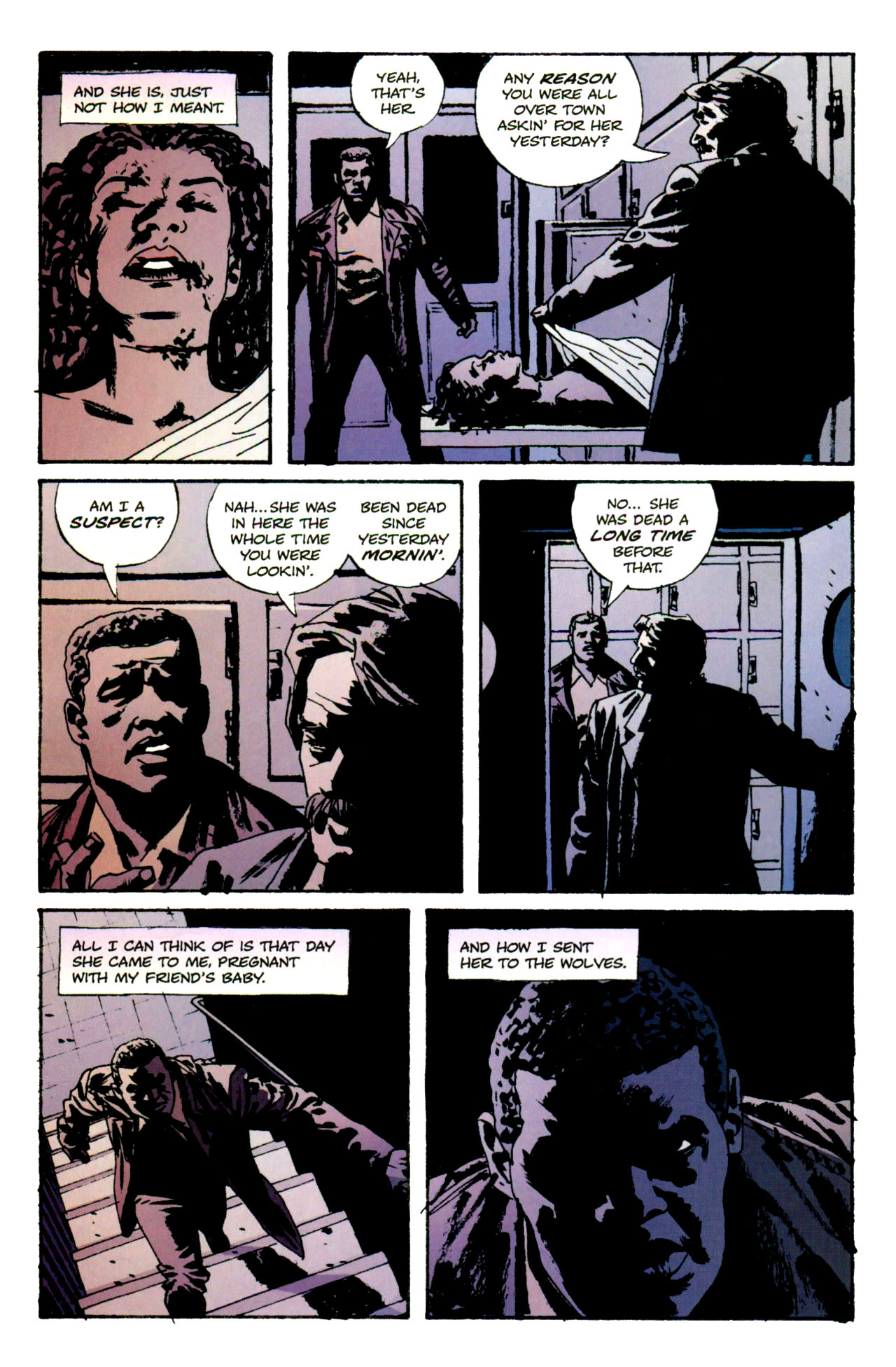 Read online Criminal (2008) comic -  Issue #1 - 27
