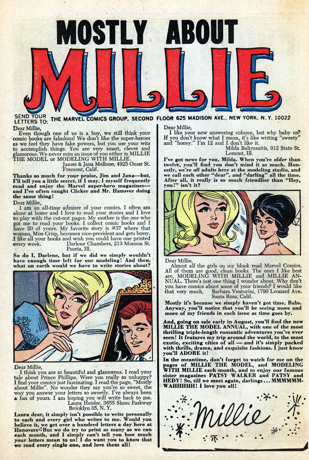Modeling With Millie issue 40 - Page 30