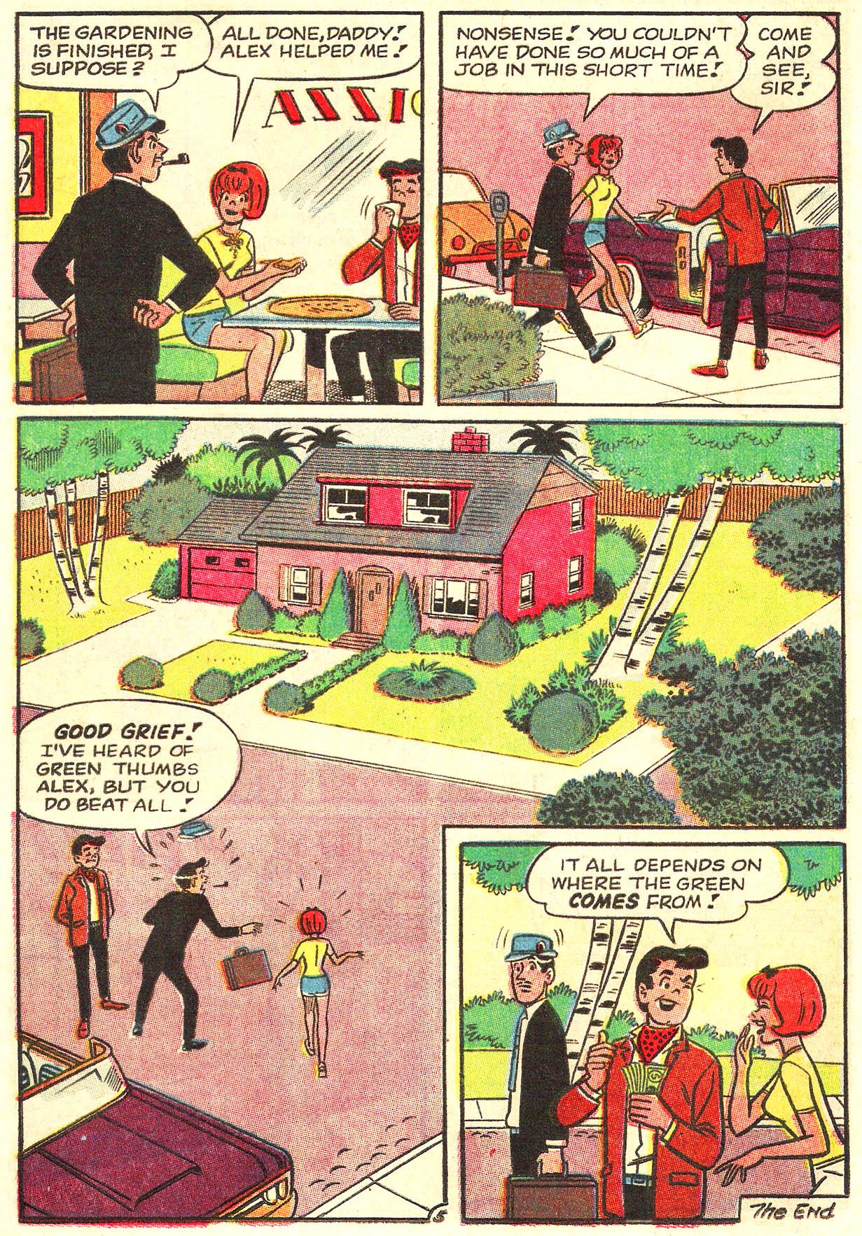 Read online She's Josie comic -  Issue #23 - 24