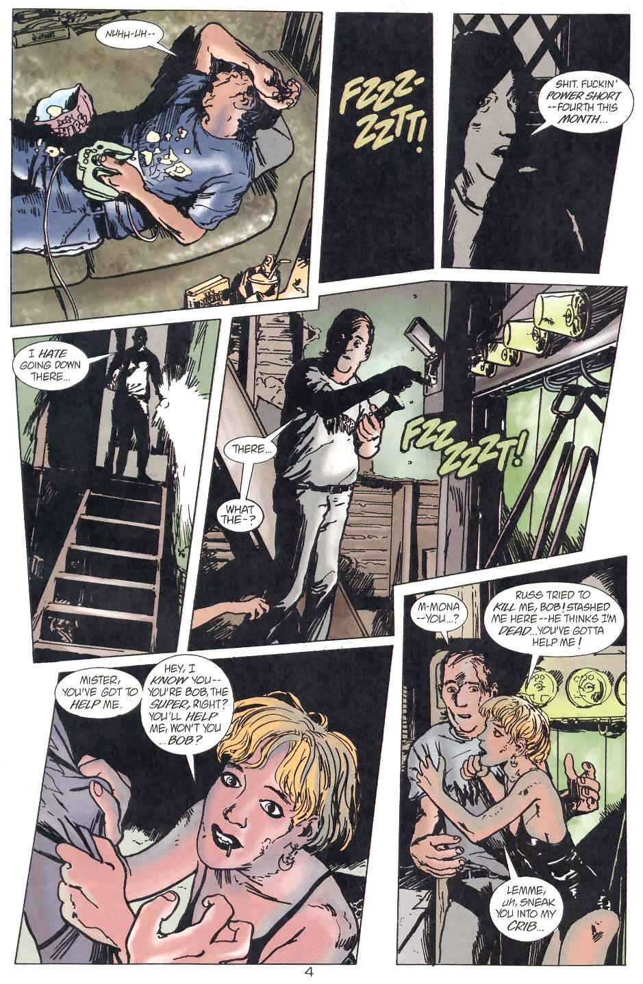 Read online Flinch comic -  Issue #5 - 10