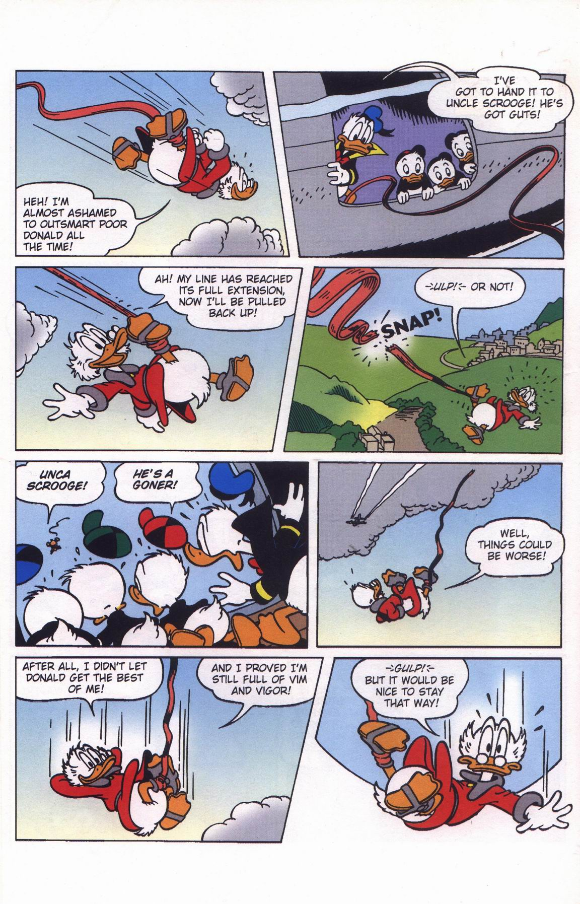 Read online Uncle Scrooge (1953) comic -  Issue #315 - 54