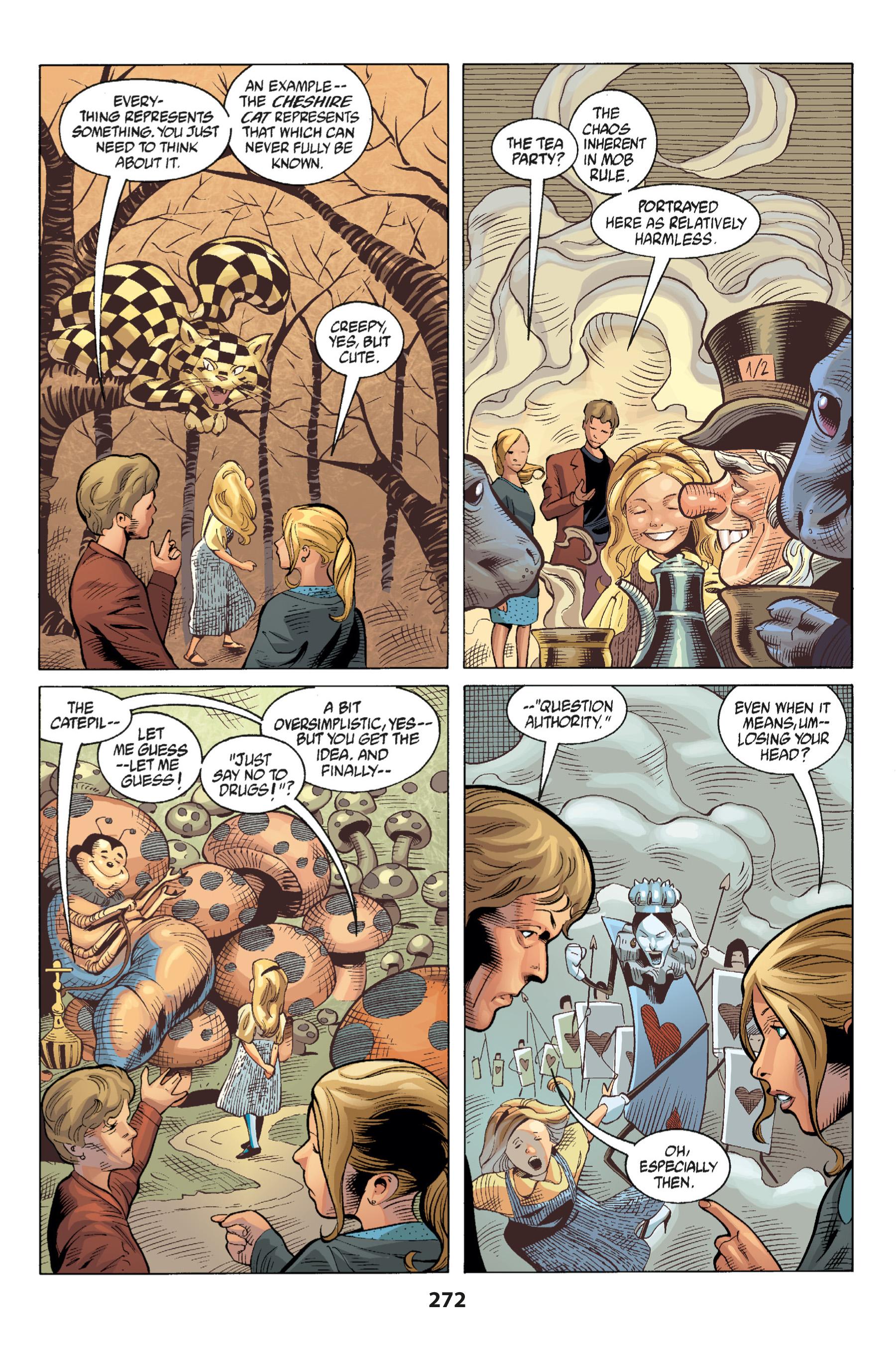 Read online Buffy the Vampire Slayer: Omnibus comic -  Issue # TPB 1 - 263