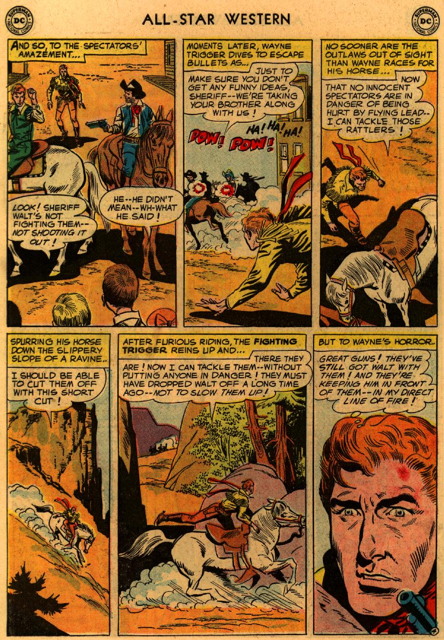 Read online All-Star Western (1951) comic -  Issue #94 - 6