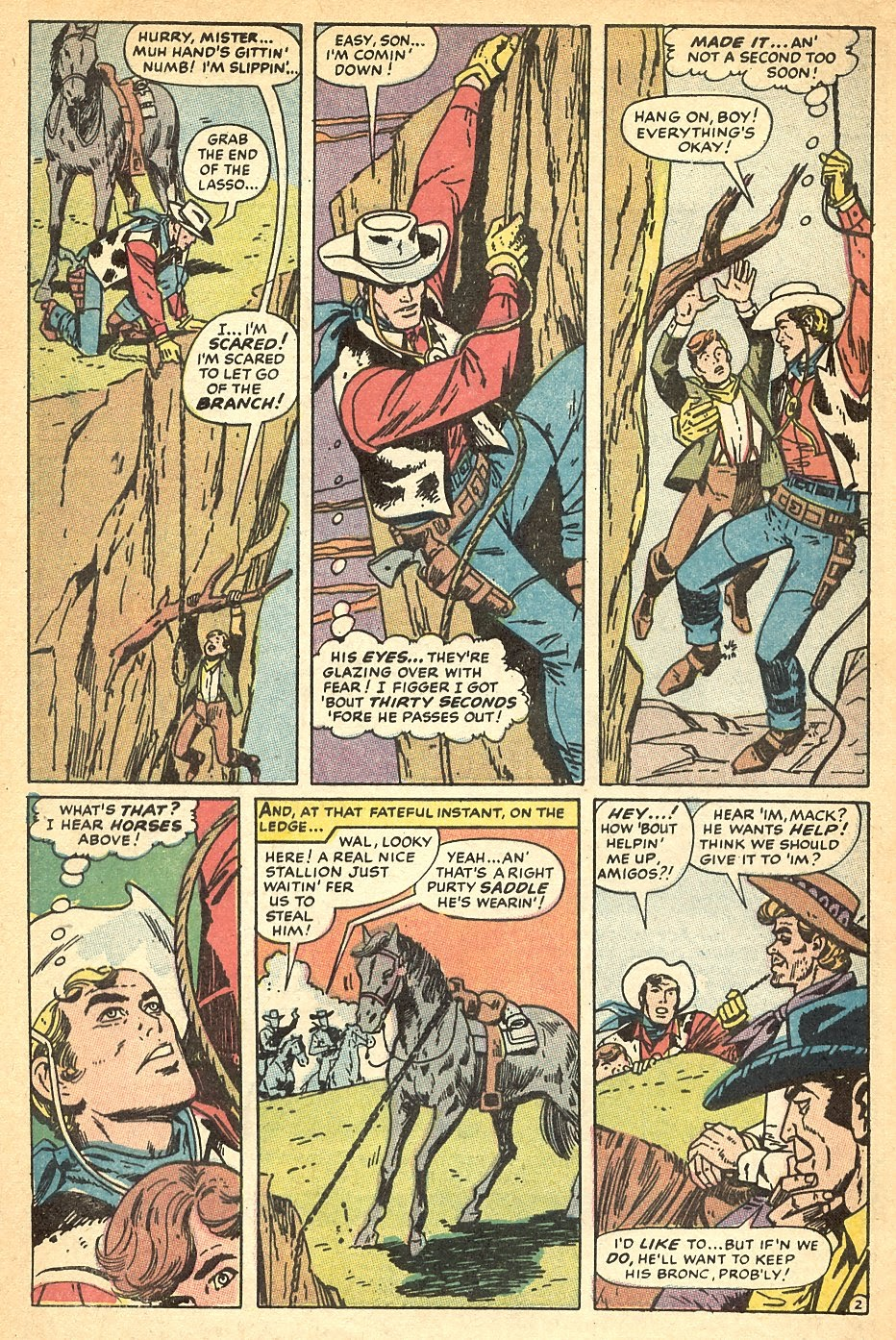 Kid Colt Outlaw issue 140 - Page 4