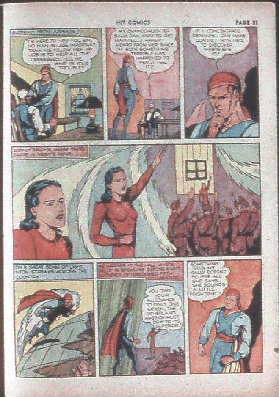 Read online Hit Comics comic -  Issue #8 - 53