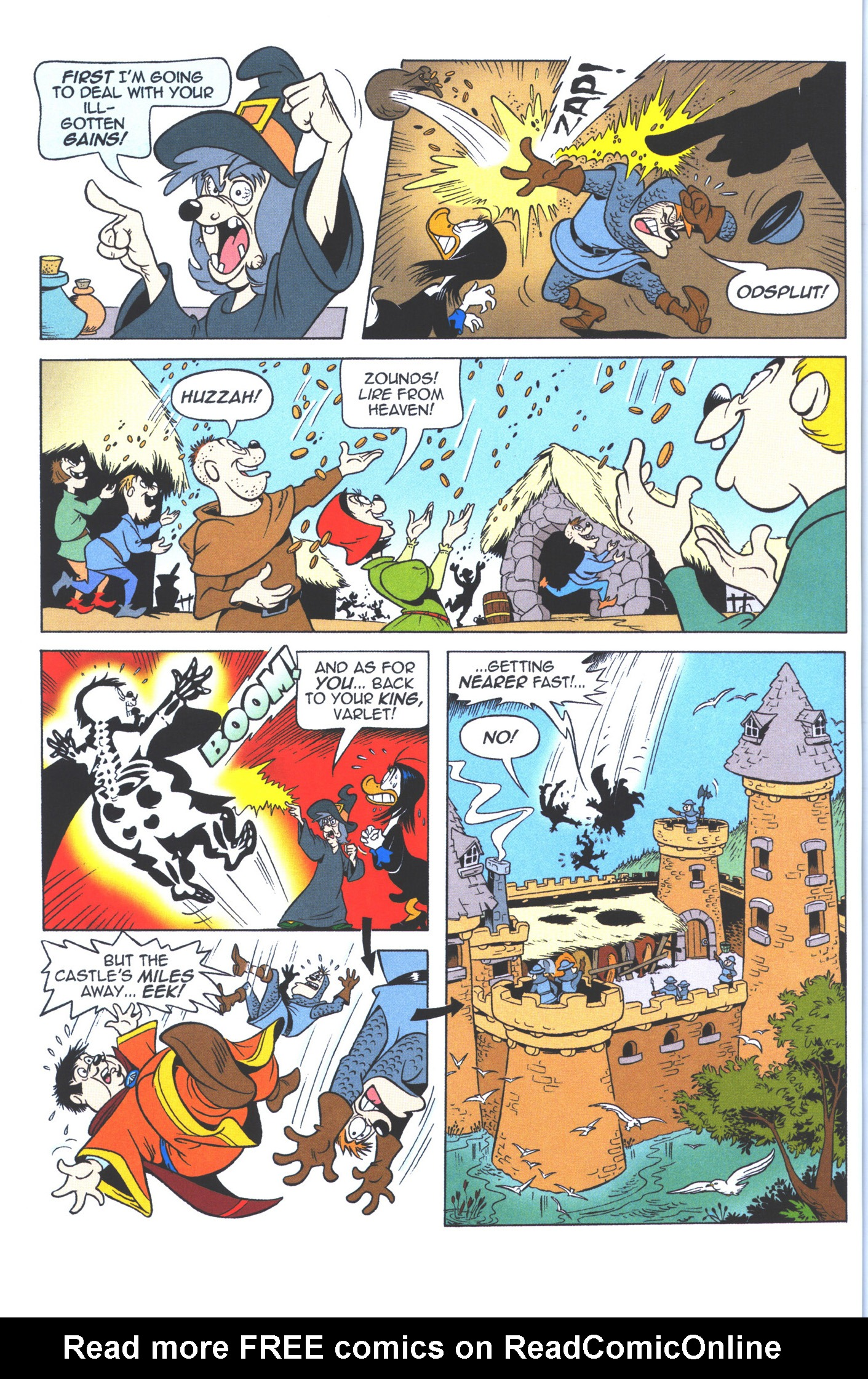 Read online Uncle Scrooge (1953) comic -  Issue #379 - 34