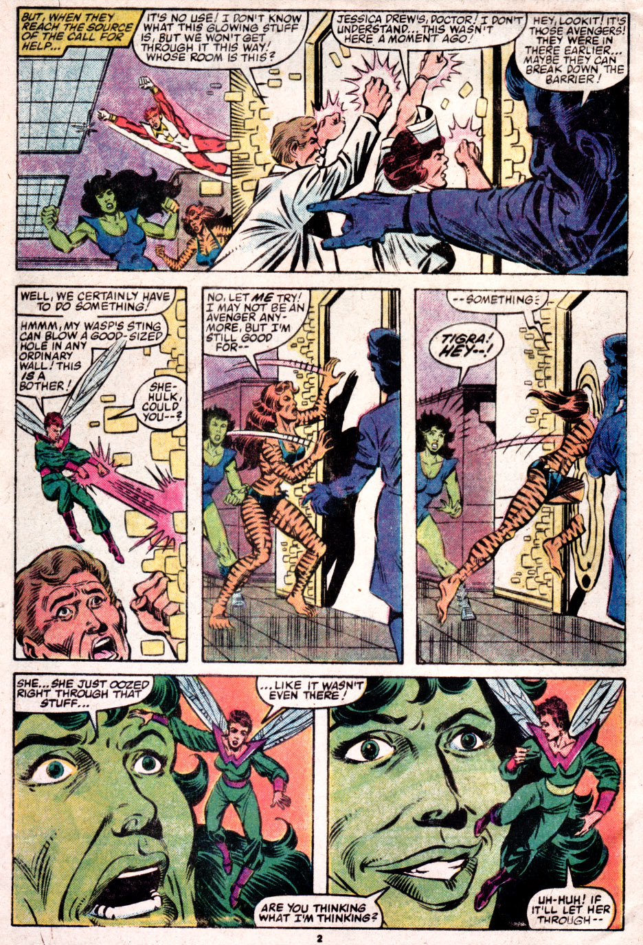 The Avengers (1963) 241 Page 2