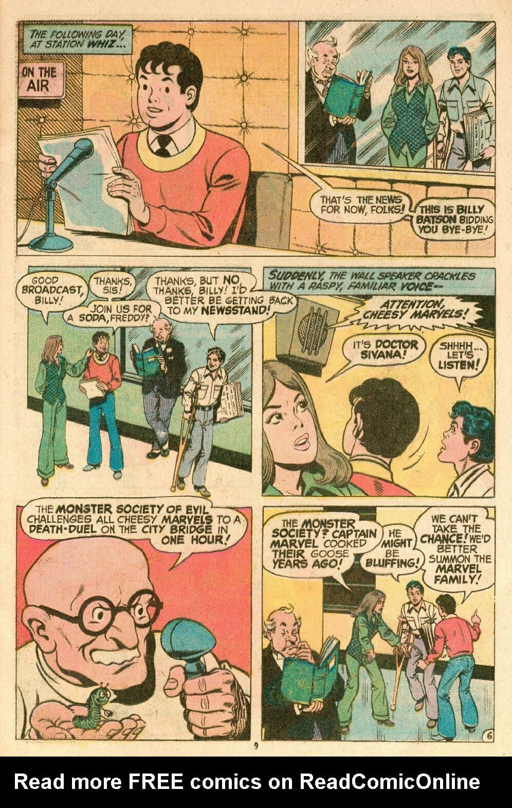 Read online Shazam! (1973) comic -  Issue #14 - 8