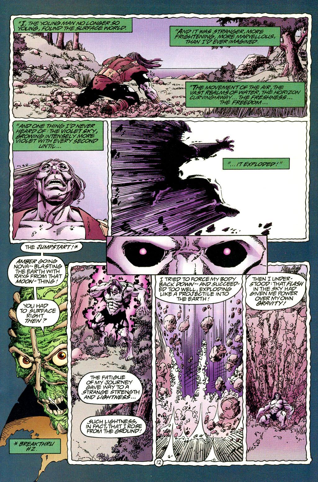 Read online UltraForce (1994) comic -  Issue #4 - 12